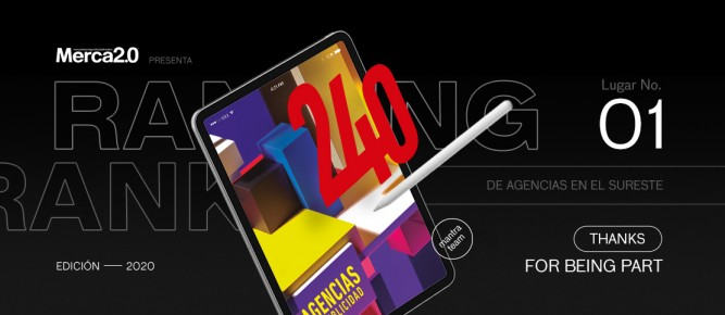 Ranking 2020 de Merca 2.0: Las mejores agencias de marketing digital